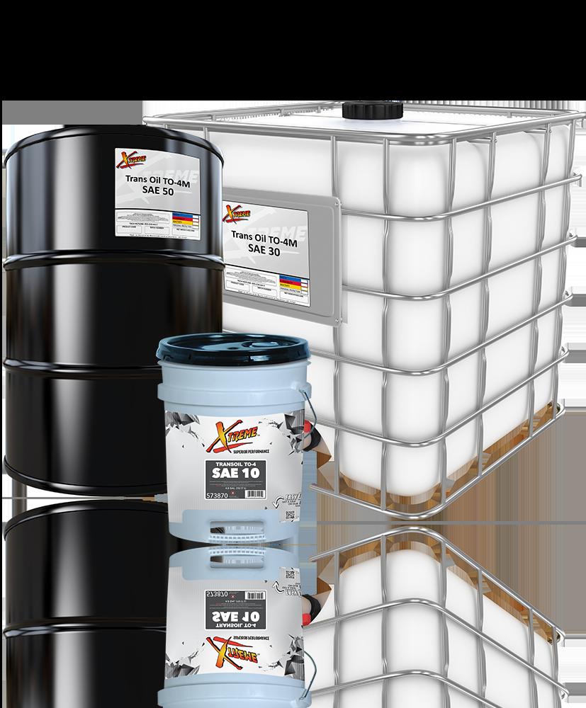 Xtreme™ Transoil™ SAE TO-4 Fluid - Martin Xtreme